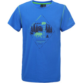 Icepeak Keene T-Shirt Kinderen, royal blue